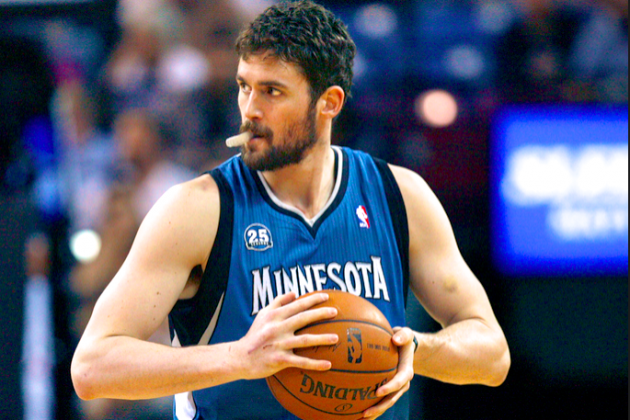 Why Kevin Love's Best Role Is as a Superstar Sidekick