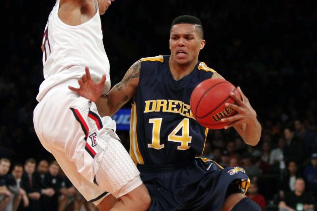 Drexel's Damion Lee Yet to Return to Action Nine Months After ACL Injruy