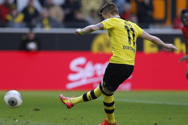 Would Bayern Munich Be Right to Pursue Marco Reus?