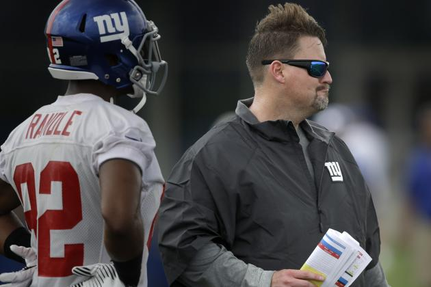 Ben McAdoo Asks for 'Leap of Faith' in Giants' Offense