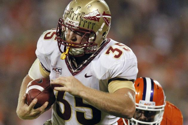 Florida State Football: Nick O'Leary's Health Is Paramount to Title Defense