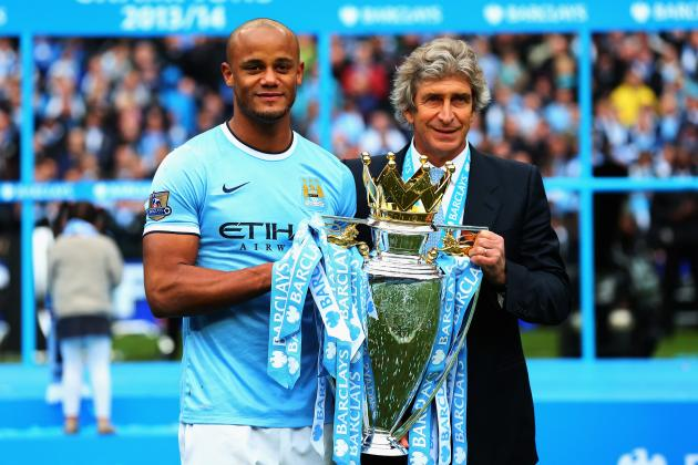 Vincent Kompany and Manchester City Agree on 5-Year Contract Extension