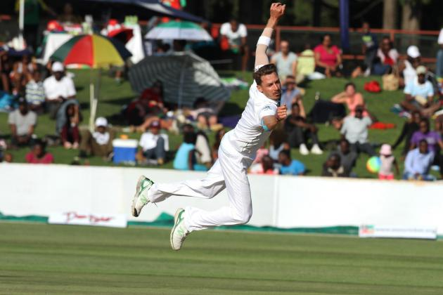 How Much Longer Can World's Best Fast Bowler Dale Steyn Continue?