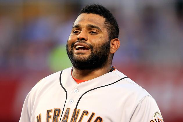 Giants, Sandoval Willing Partners in Contract Dance