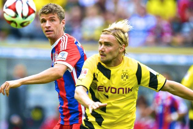 Borussia Dortmund vs. Bayern Munich: German Super Cup Score and Highlights