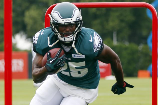 Fantasy Football 2014: Latest First-Round Mock Draft and Breakdown