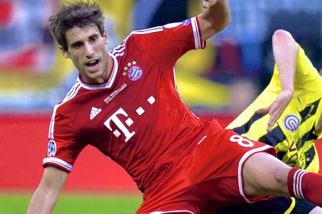 Javi Martinez Injury: Updates on Bayern Munich Star's Knee and Return