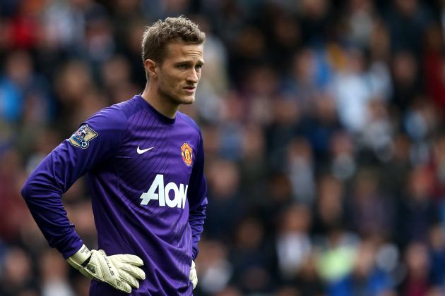 Anders Lindegaard's Agent Denies Reported Release from Manchester United