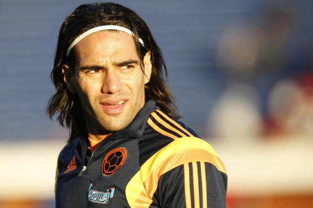 Real Madrid Transfer News: Latest Talk About Potential Radamel Falcao Deal