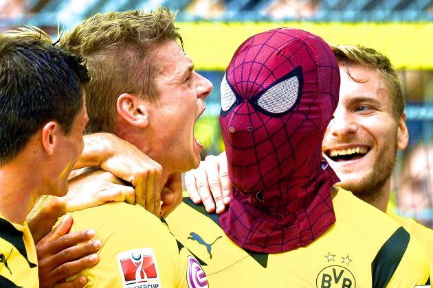 Borussia Dortmund vs. Bayern Munich: Score and Recap for 2014 German Super Cup