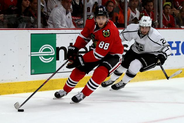 Chicago Blackhawks Projected 2014-15 Lineup, Fantasy Hockey Preview