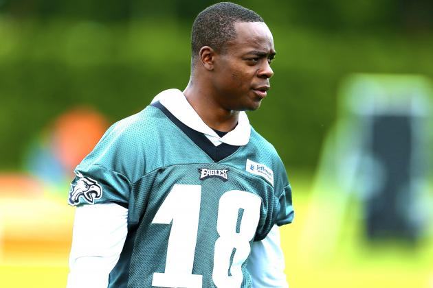 Jeremy Maclin Injury: Updates on Eagles WR's Hamstring and Return