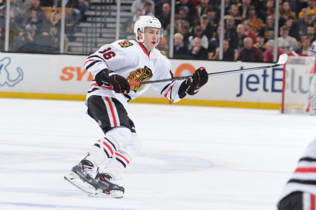 Teuvo Teravainen Leads Chicago Blackhawks Top 10 Prospects
