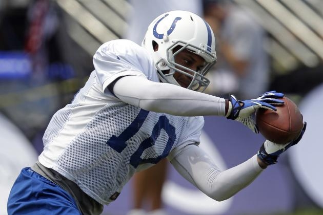 Indianapolis Colts' Training Camp Awards