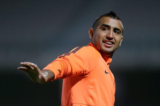 Arturo Vidal Swap Deal with Manchester United's Nani a No-Brainer for Red Devils