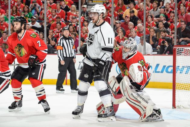Will Corey Crawford Improve Under New Goaltending Coach Jimmy Waite?