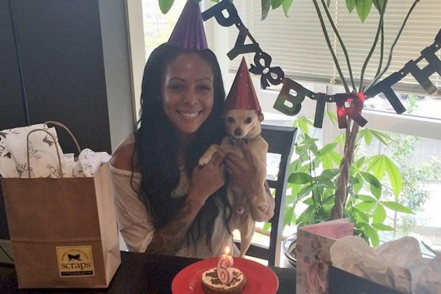 Sydney Leroux Throws Birthday Party for Her Dog, Gets Car Towed