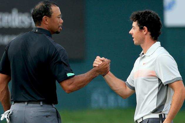 Tiger Woods, Rory McIlroy to Appear Together on Tonight Show with Jimmy Fallon