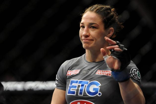 UFC Fight Night 47: Why Sara McMann Shouldn't Look Past Lauren Murphy