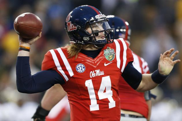 Ole Miss Ranked No. 18 in SI's Preseason College Football Top 25