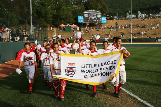 Little League World Series 2014: LLWS Live Stream Schedule and Picks for Day 1