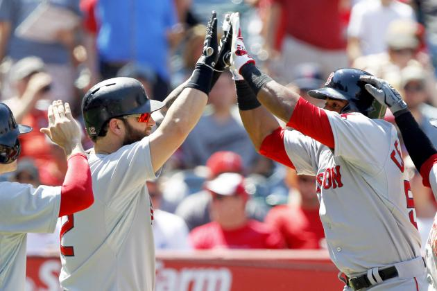 Closing Time: Anthony Ranaudo, Mike Napoli Help Red Sox Sweep Reds