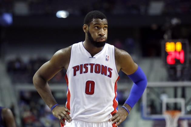 The Detroit Pistons' Blueprint for Building Around Andre Drummond
