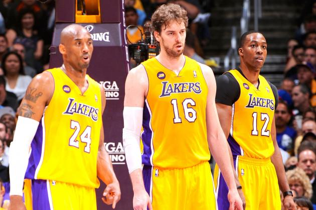 Lakers to Play Howard's Rockets on Opening Night, Gasol's Bulls on Christmas