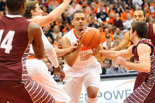 Syracuse Basketball to Host Colgate in 2014-15 Season