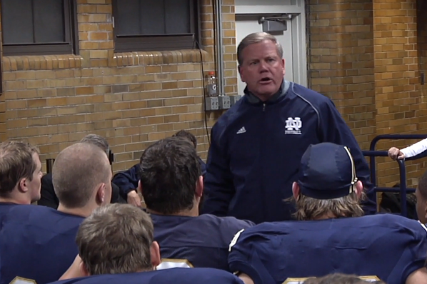Video: Notre Dame Releases Official 2014 Hype Promo