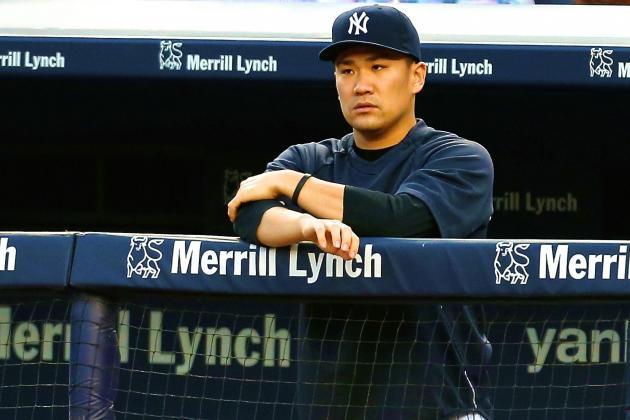 Masahiro Tanaka Injury: Updates on Yankees Star's Arm and Return