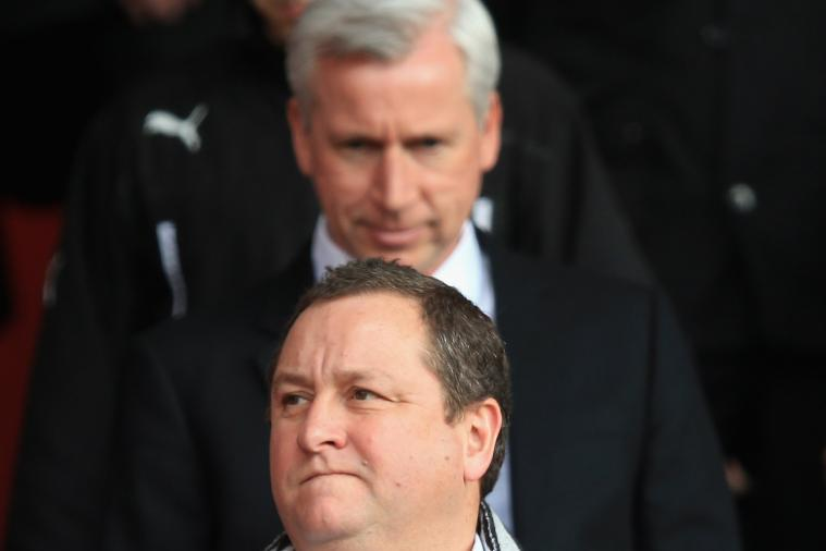 Newcastle Owner Mike Ashley Rescinds Free Tickets from Team to Cut Costs
