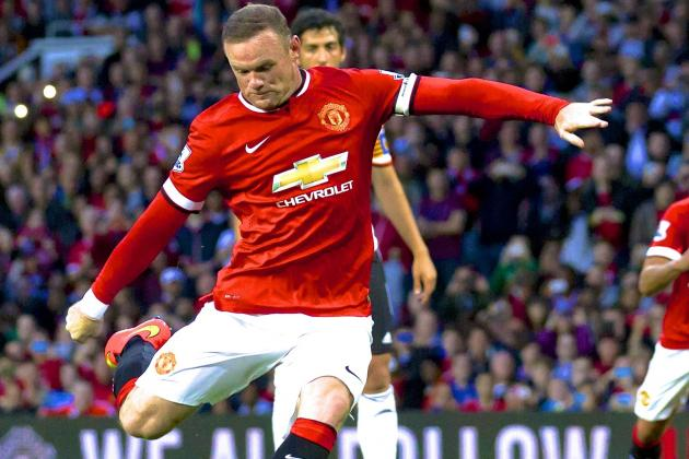 Louis Van Gaal Giving Wayne Rooney the Love He Needs with Man United Captaincy