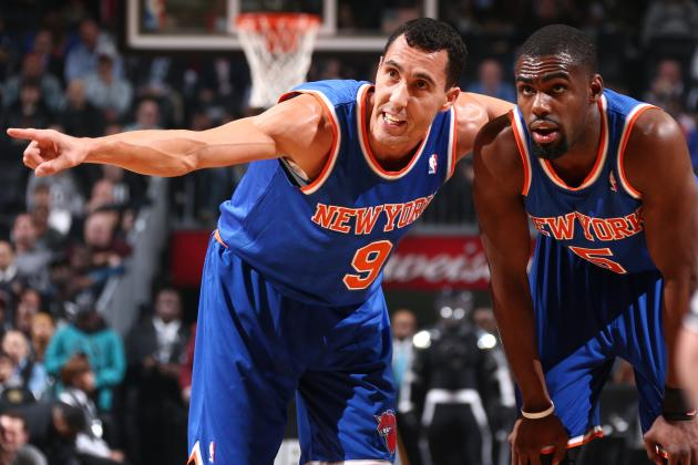 Trading Pablo Prigioni Would Be Mistake for NY Knicks