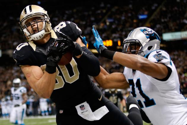 Jimmy Graham Not Worth 1st-Round Pick in Fantasy Drafts Despite Supreme Talent