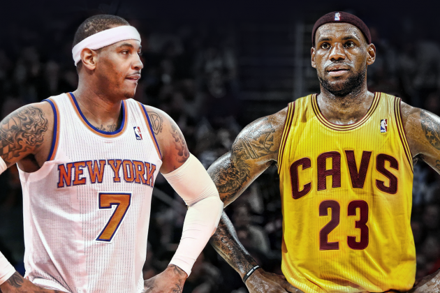 NBA Schedule 2014-15: League Releases Official Regular-Season Slate