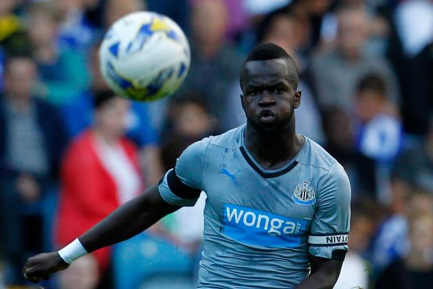 Arsenal Transfer News: Cheick Tiote a Sub-Standard Solution for Gunners Midfield