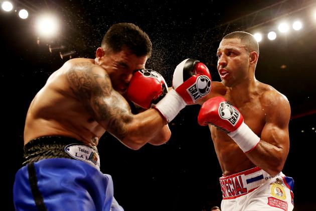 Kell Brook Ready to Take Advantage of Time in the Spotlight vs. Shawn Porter