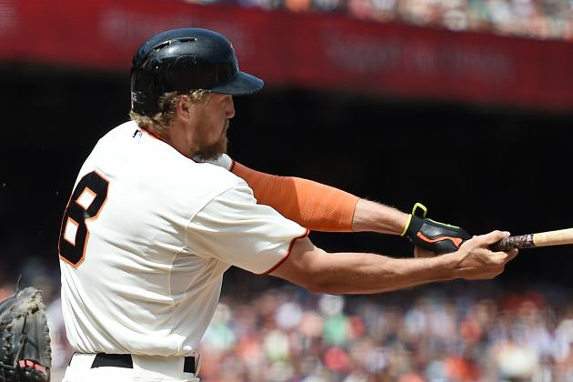 SF Giants End Losing Streak with Unusual Ruling, Seven-Run Inning