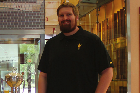 Arizona State OL Chip Sarafin Comes Out as Gay in 'Compete Magazine' Interview