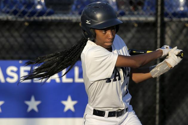 Mo'ne Davis Will Shine on 2014 Little League World Series Stage