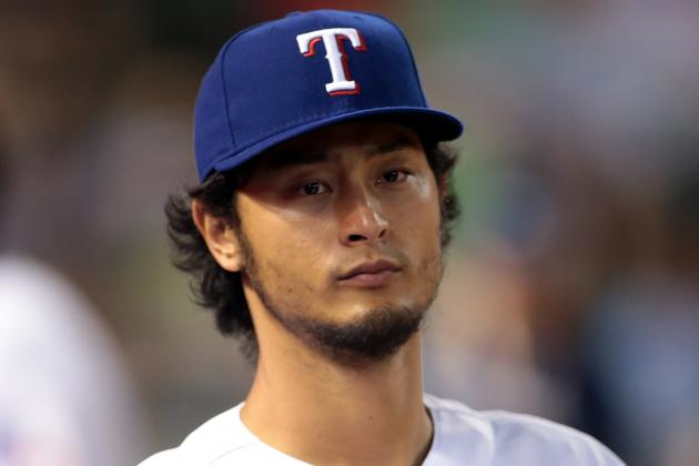 Daniels: Yu Darvish's UCL Not Involved in Injury