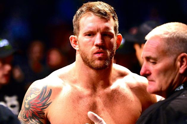 UFC Fight Night 47 Preview: Ryan Bader Can Still Be Somebody at 205 Pounds
