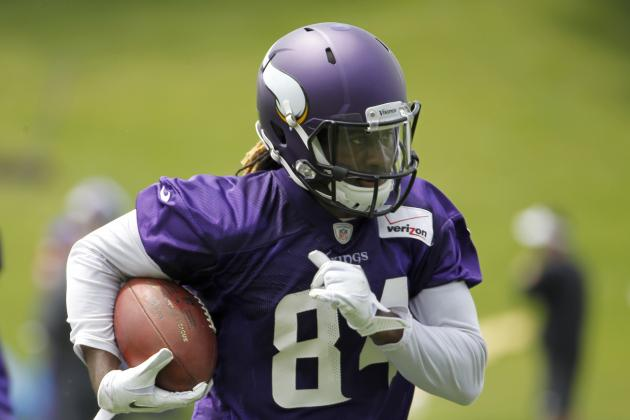Cordarrelle Patterson Will Outplay His Fantasy Draft Stock in 2014
