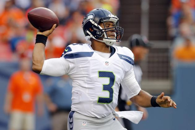 Russell Wilson a Sneaky Value Pick in 2014 Fantasy Football Leagues