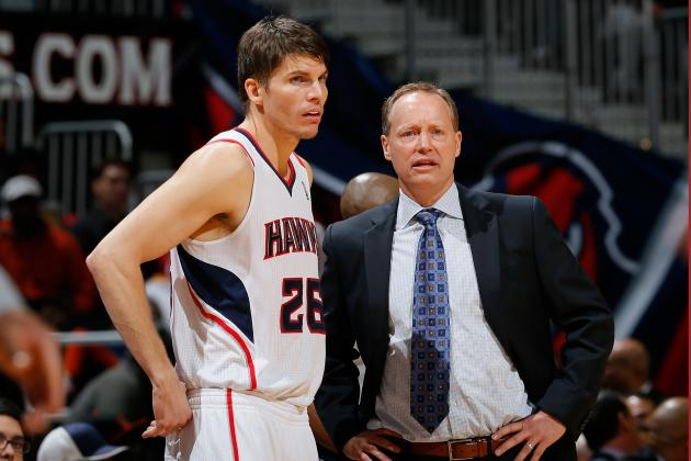 Atlanta Hawks in Line to Become the Eastern Conference San Antonio Spurs