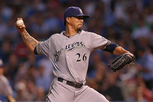 Kyle Lohse Injury: Updates on Brewers Pitcher's Ankle and Return