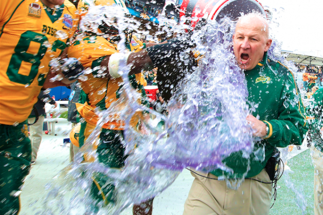 How North Dakota State Built the College Football Dynasty You've Never Heard Of