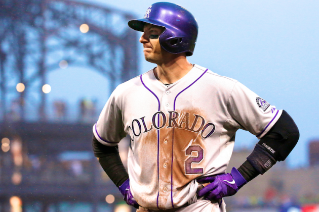 Troy Tulowitzki to Undergo Labral Hip Surgery, Miss Remainder of 2014 Season