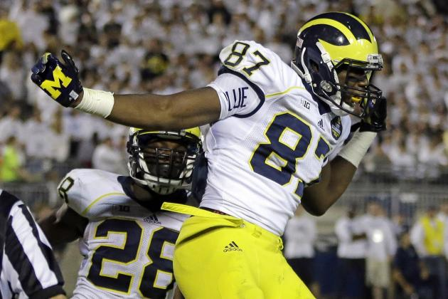Michigan Football: Why Passing Game Will Evolve in 2014